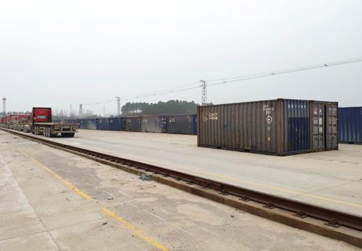 湖北铁路物流运输公司运力展示