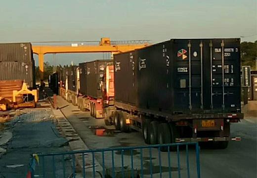 湖北铁路货运运力展示